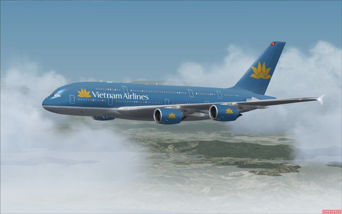 Vietnam Airlines Airbus A380-800 | Planes | Airbus a380