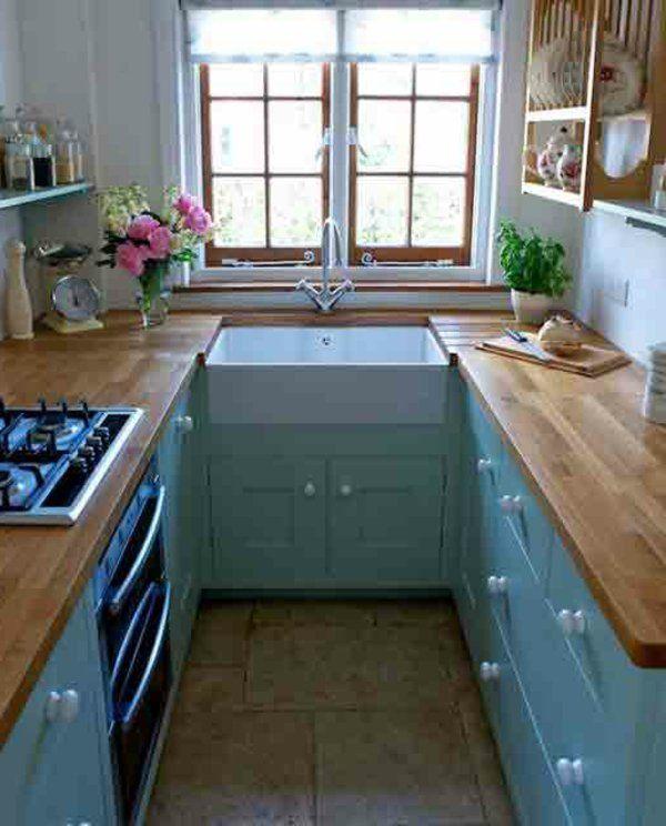 comment amenager une petite cuisine cuisine. Black Bedroom Furniture Sets. Home Design Ideas