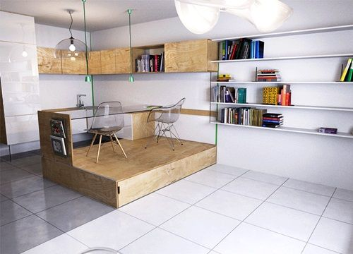 Solutions For Small Apartments - Latest BestApartment 2018