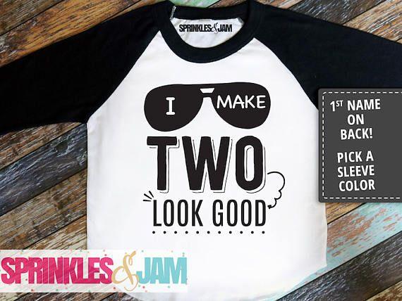 e4b52f09033 2nd Birthday Boy Shirt