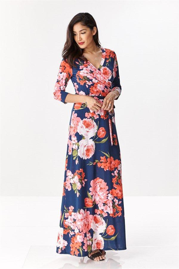 f990d682760 Plus Size Maternity Maxi Dress