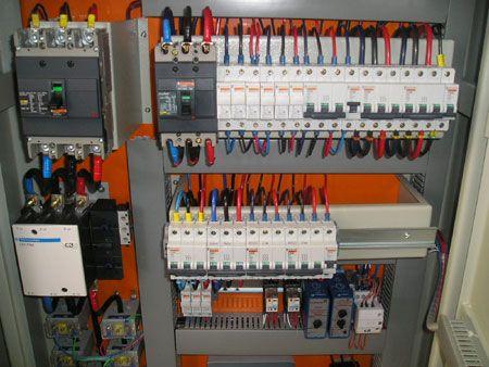 Fabricacion de Tablero Electrico Industrial