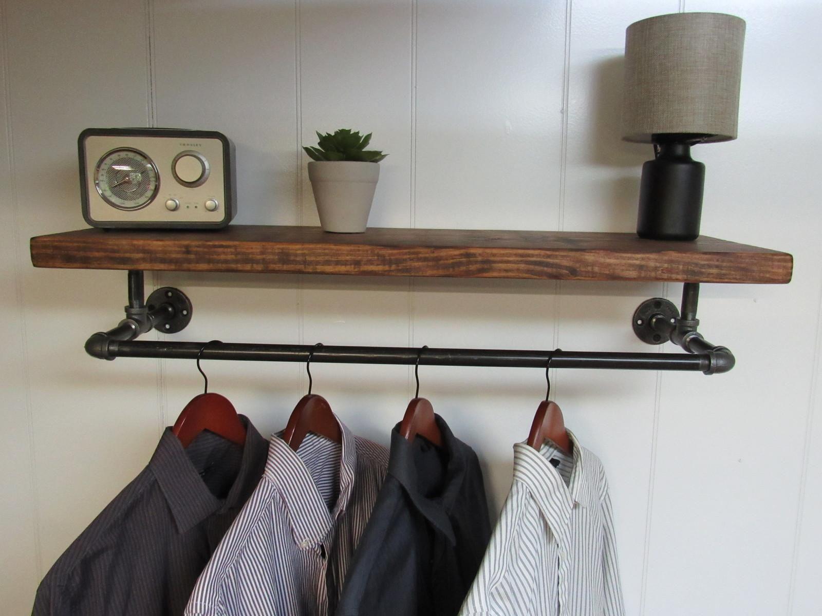 Industrial Clothing Rack Shelf Retail Display Garment Rack Retail Fixture Industrial Shelf Clothing Display F In 2020 Regal Kleiderstander Gastro Einrichtung