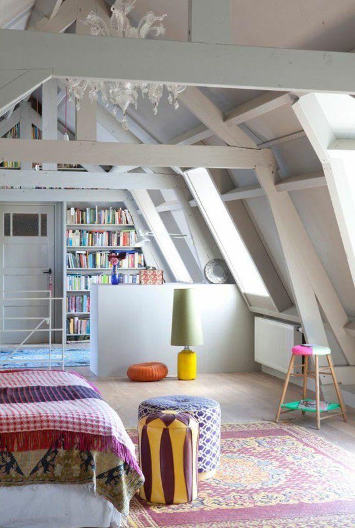 120 idées pour la chambre d\'ado unique! | Salons and Interiors