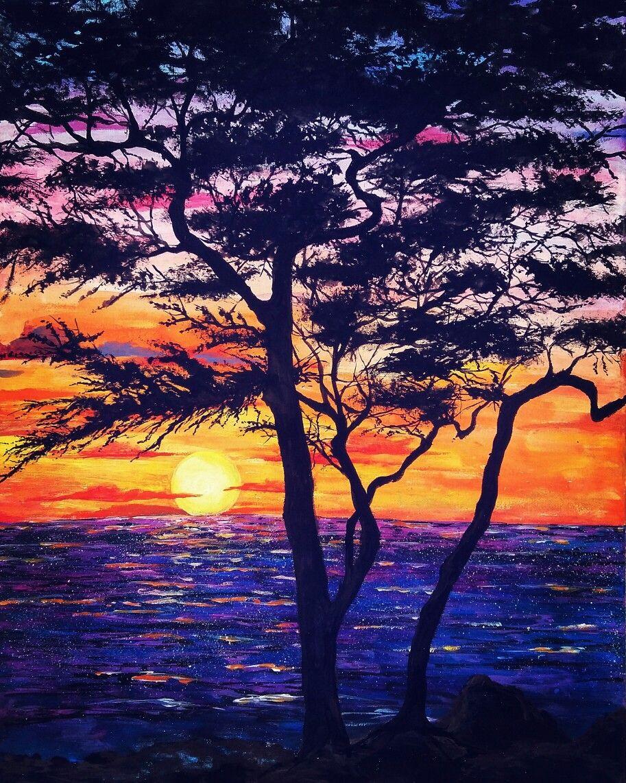 11++ Vibrant sunset ideas