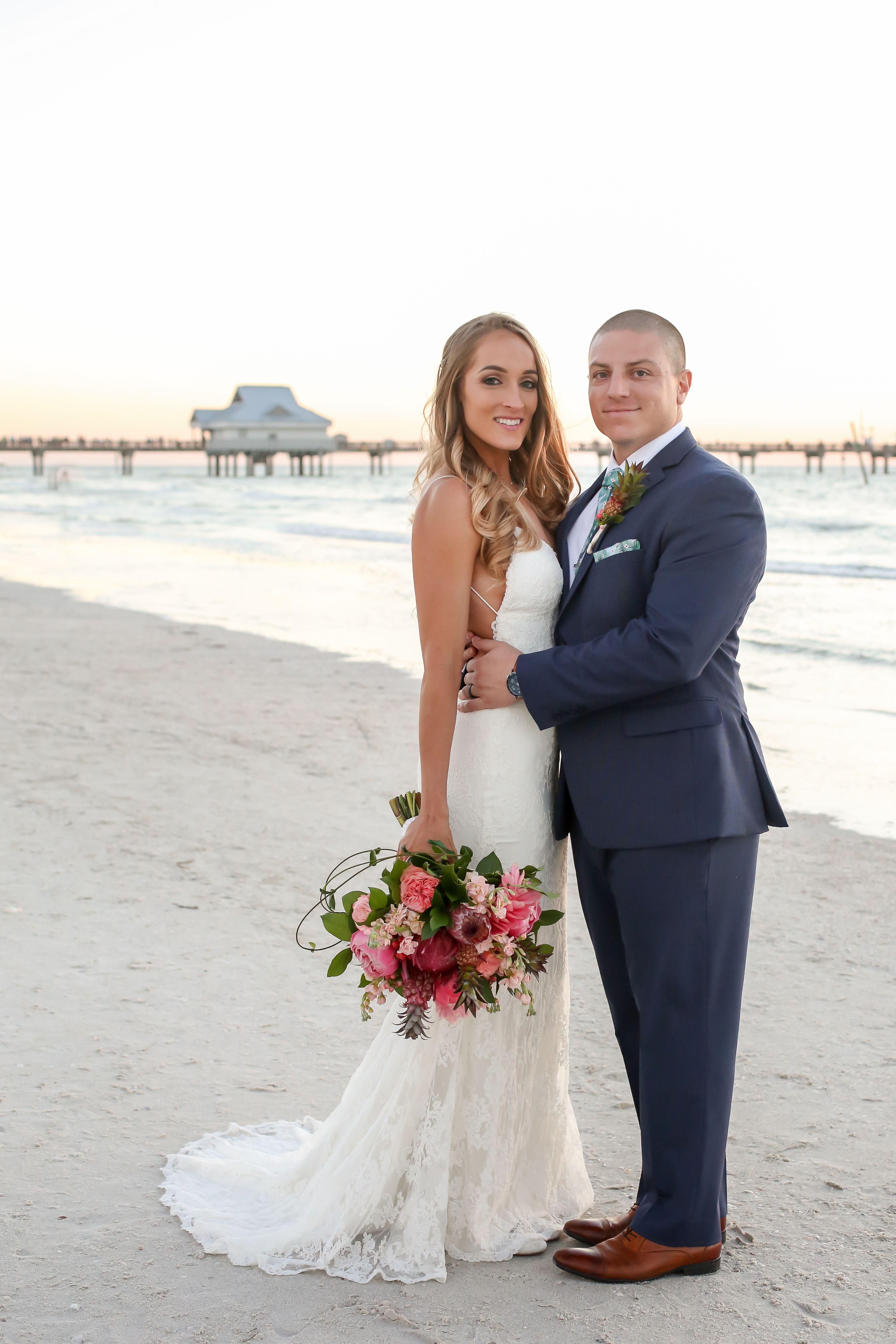 Hilton Clearwater Beach Resort & Spa Sunset beach