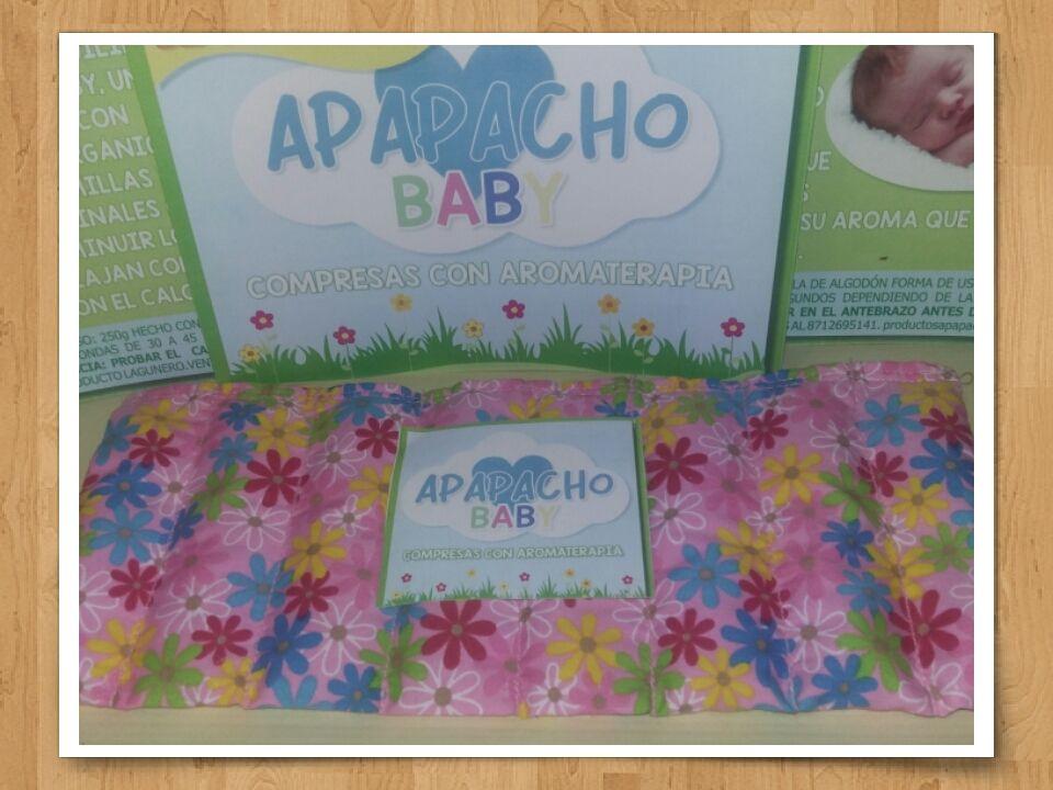Apapacho baby flores de estrellas