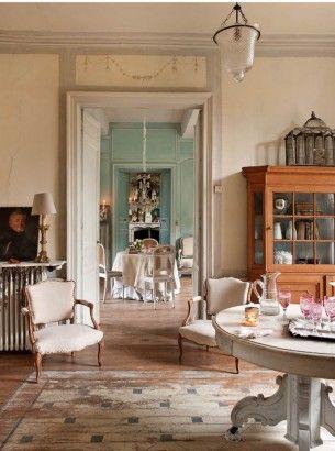 3 salons  3 ambiances inspiring interiors Pinterest Grillon