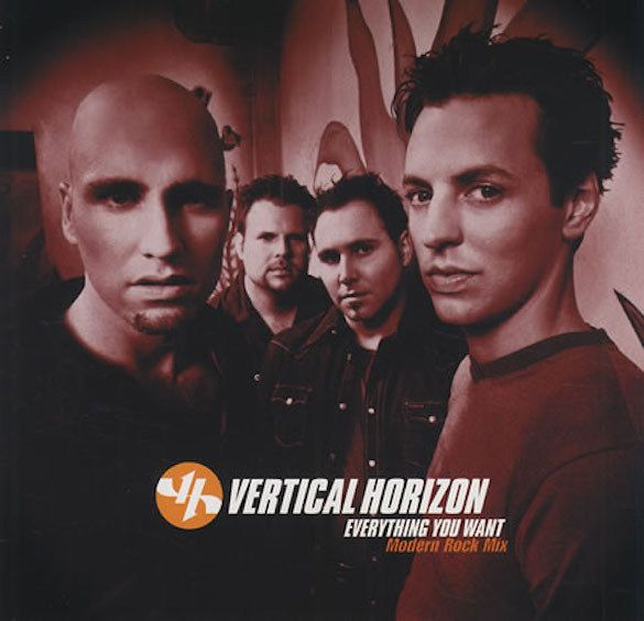 """Vertical Horizon, """"Everything You Want"""""""