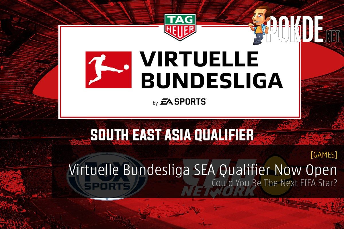 Virtuelle Bundesliga SEA Qualifier Now Open Could You Be