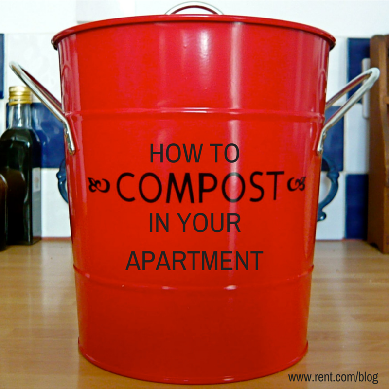 Materials Decompose To Create A Nutrient Rich Material That S Great For Soil We Put Together Directions On How You Can Compost In Your Own Apartment