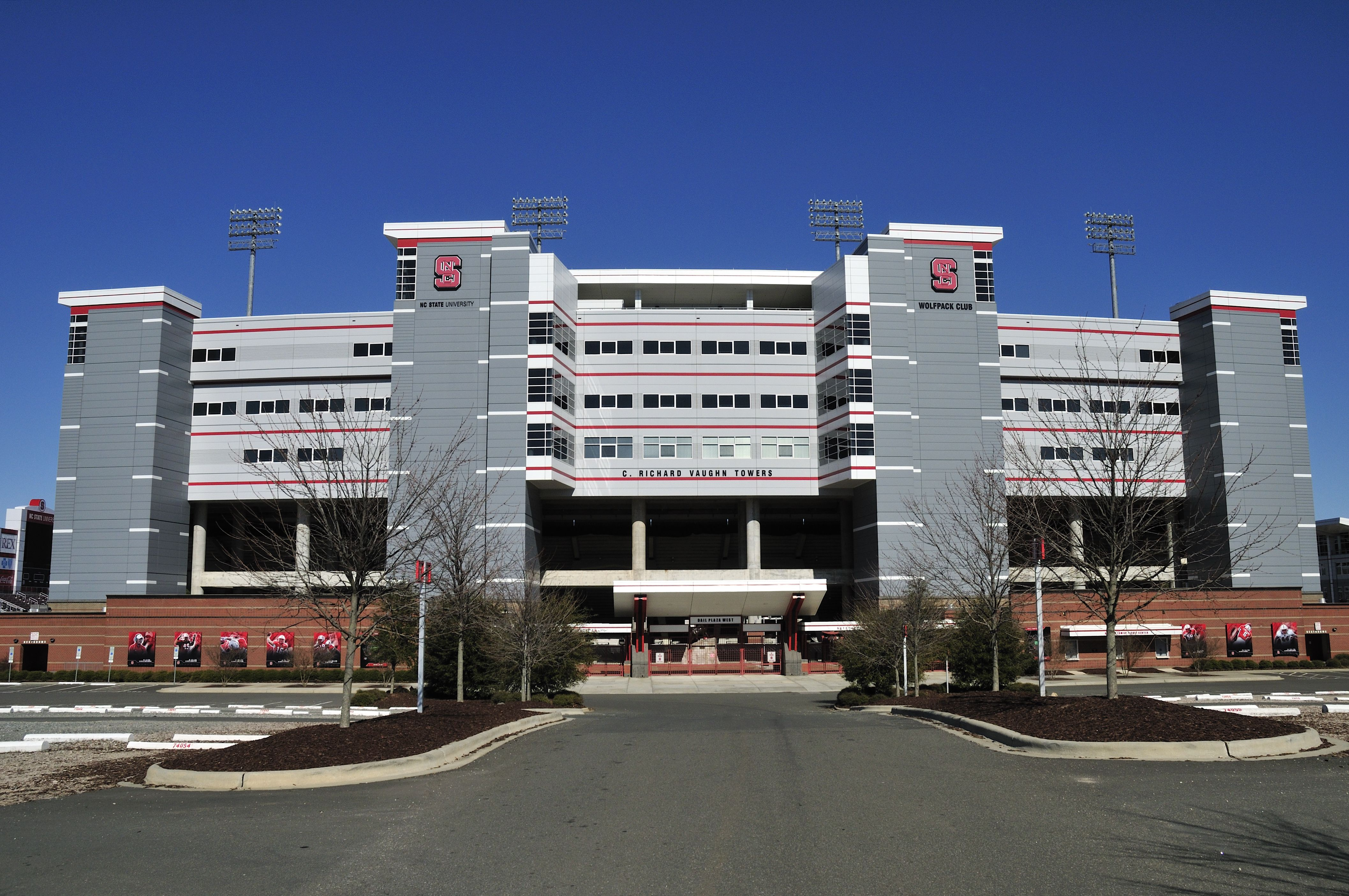 Home of Wolfpack Football Wolfpack football, Nc state