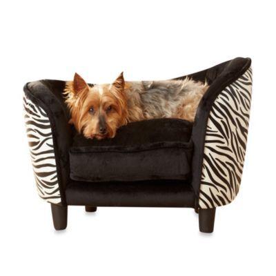 Home Pet Storage Bed In Zebra Bedbathandbeyond Com Luxury Pet