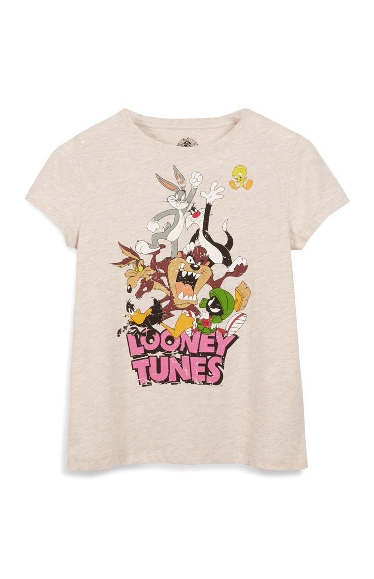 preview of best price factory outlet Primark - Oatmeal Looney Tunes T-Shirt | Clothes i like ...