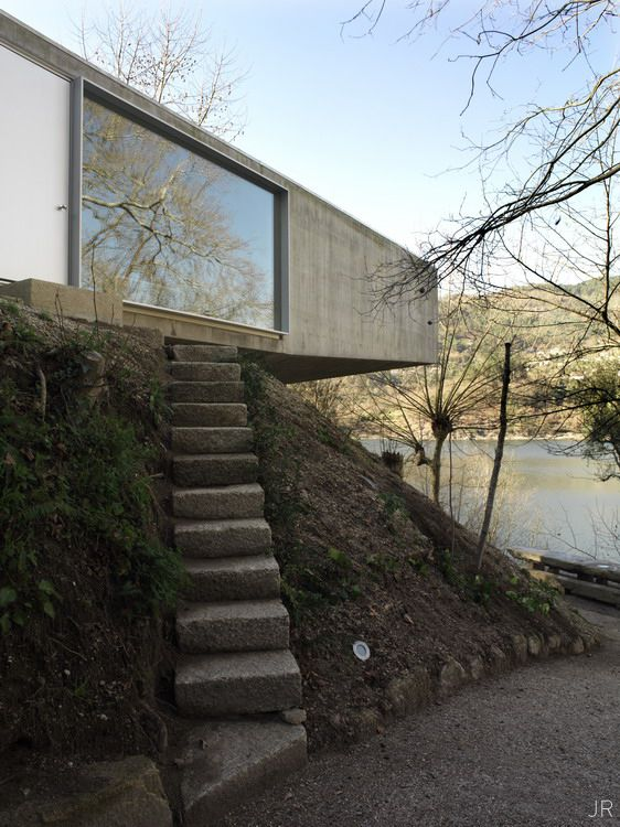 A  house in Caniçada, Vieira do Minho, Portugal by ArchitectsGraça Correia and Roberto Ragazzi