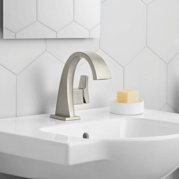 Handle Bathroom Faucet, Single Handle Bathroom Sink Faucet