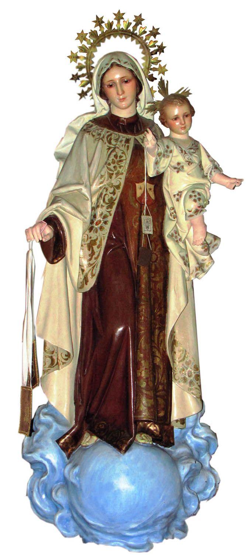 Nuestra Señora del Carmen | DEVOCIONARIO DE LA VIRGEN MARIA ...