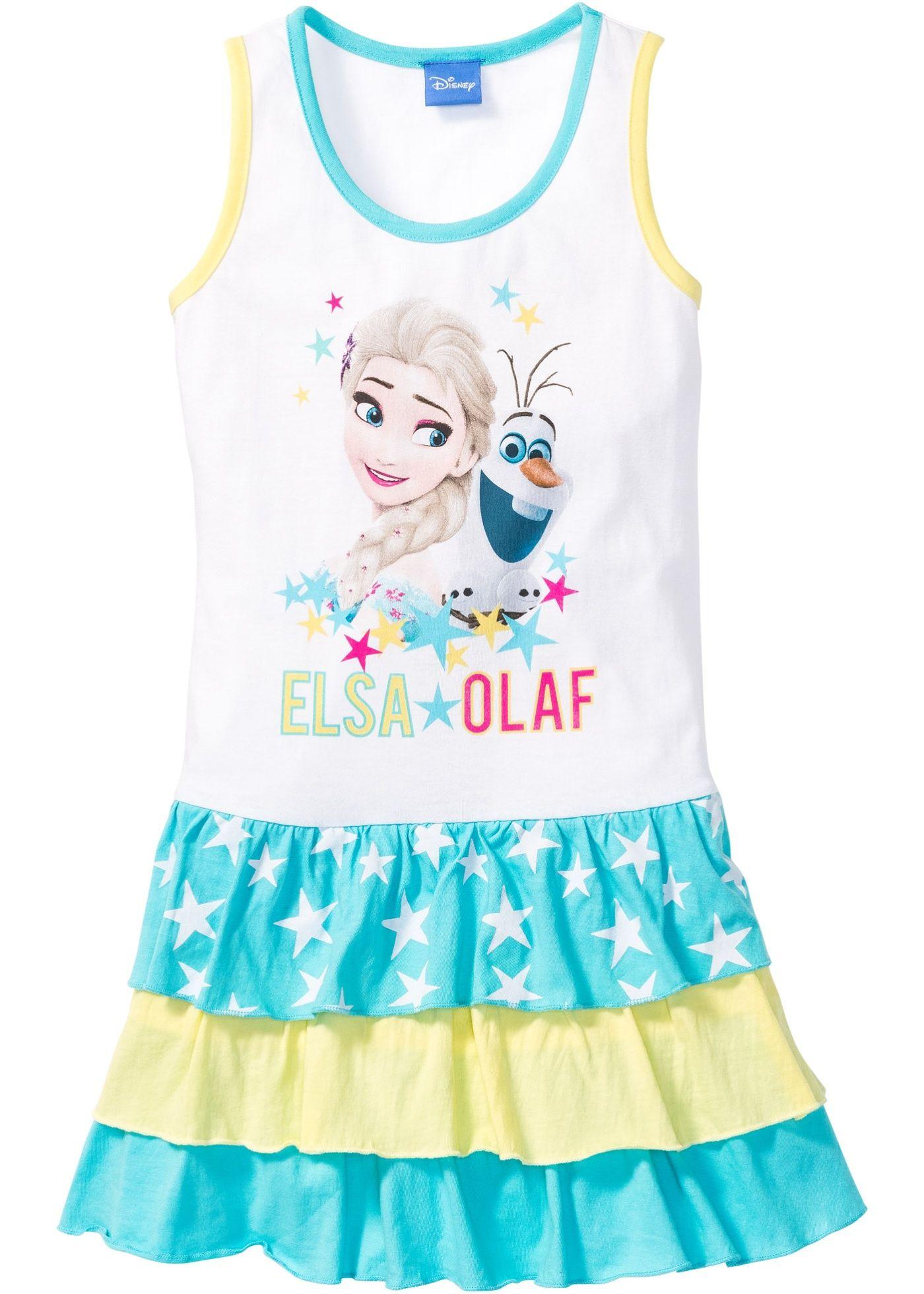 Bonprix #Mädchen,Kinder #FROZEN #Kleid #11 #mode #ootd