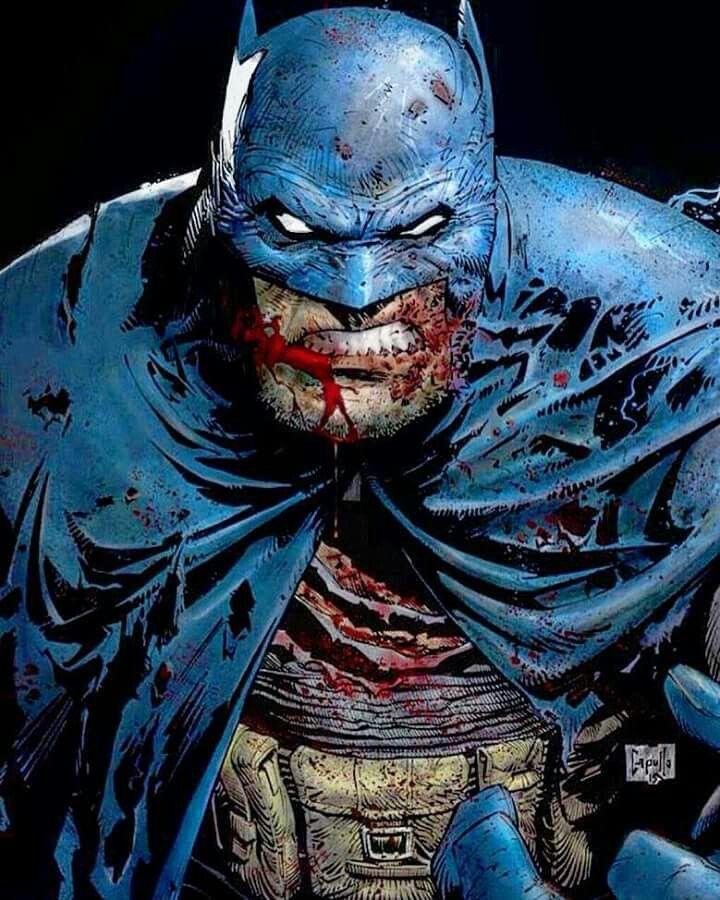 Batman On A Bad Day Personagens Masculinos Quadrinhos Hq E