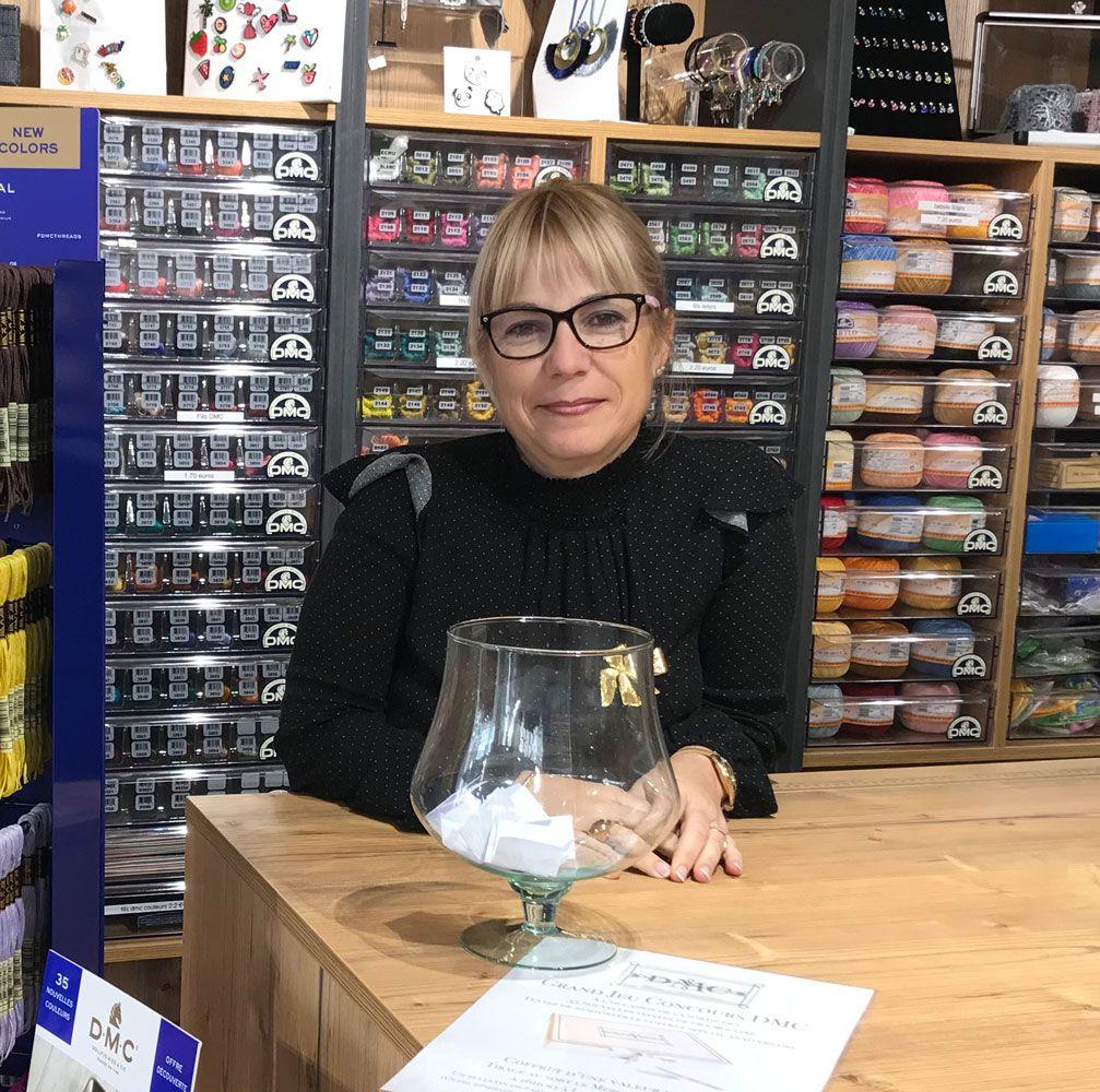 Partons à la rencontre d'Isabelle à La Ferté-sous-Jouarre (77) qui nous accueille dans sa boutique