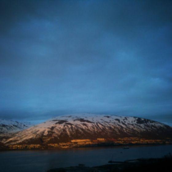 Tromsø, midnightsun
