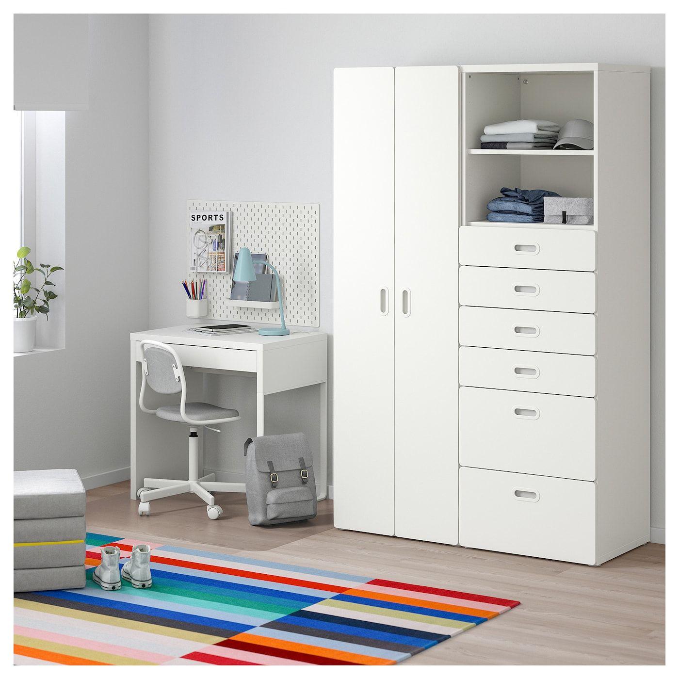 Kinderzimmer Kleiderschrank Einrichtung Deko Mädchenzimmer