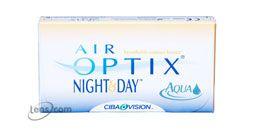 Air Optix Night Day Aqua Only 54 95 Day For Night Air Optix Aqua