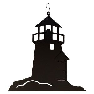 Hos 10 Lighthouse Silhouette Product Hos 10 Price 20 00 Unit Of Measure Each Shipping Weight 3 Long Lighthouse Decor Lighthouse Beach House Lighting