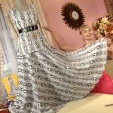 Мастер-класс Ольги Никишичевой: Шьем кружевной наряд Комплект из топа и длинной юбки - отличный вариант для выпускного, похода в ресторан или вечерней прогулки. Мастер-класс Ольги Никишичевой поможет вам в короткие сроки сшить новый красивый наряд.