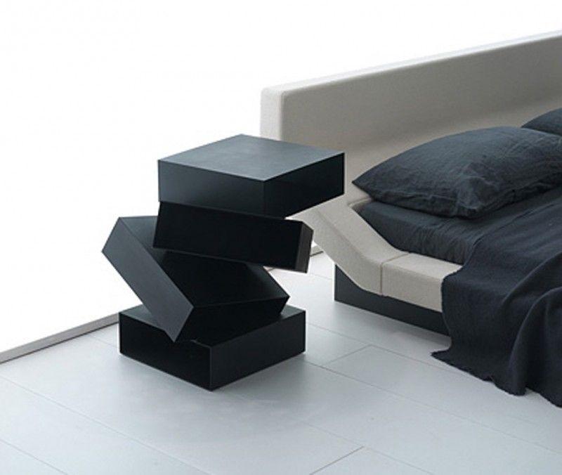 Modern Side Table Modern Bedside Table Design.20 Cool Bedside Table Ideas For Your Room Bedside Table