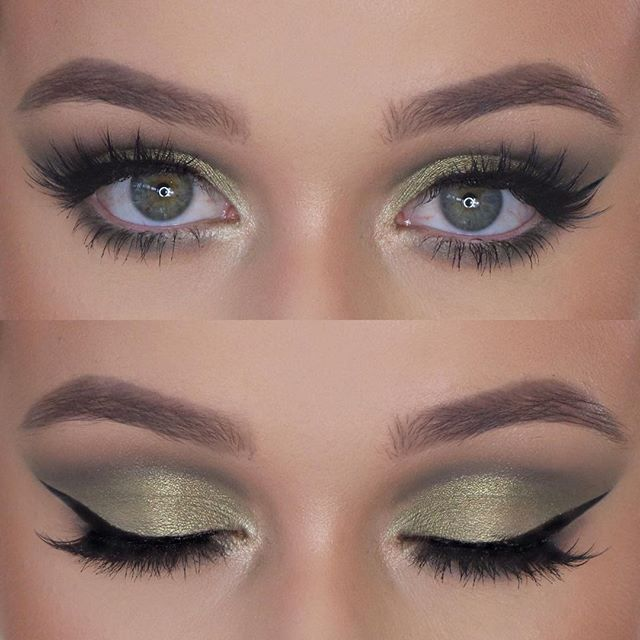 Green Shadow For Green Eyes -5680