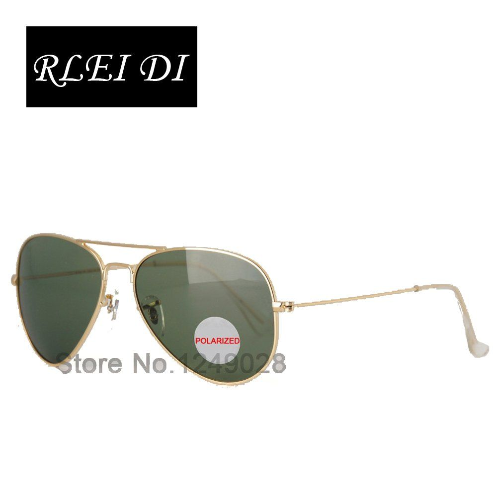 7d42566a0e7 RLEI+DI+Highest+Quality+Unisex+Driving+Classic+Polarized+Sunglasses+Men+ Women+UV400+Protection