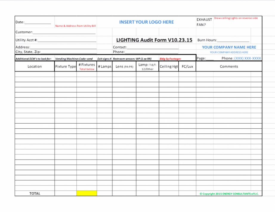 Get Our Example of Supplier Audit Checklist Template for ...