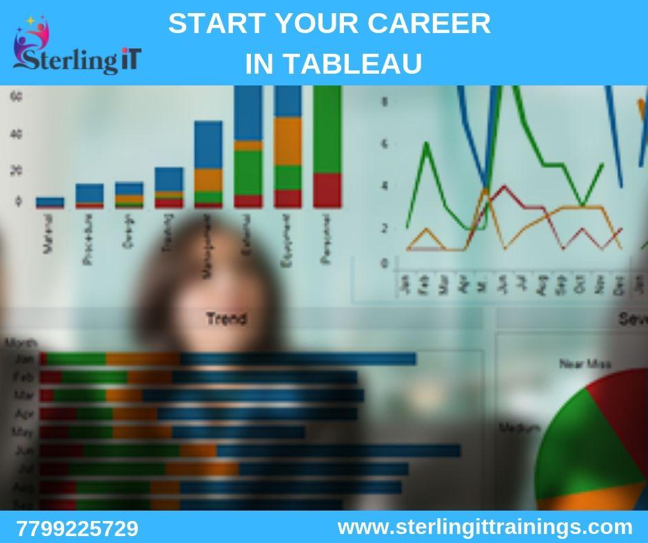 Learn Tableau From Expert Enrol 7799225729 Visit