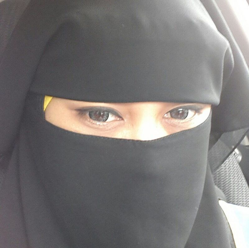 Pin On Beauty Of Niqab