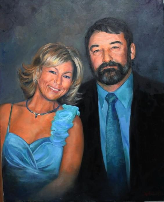 Becky and Chuck