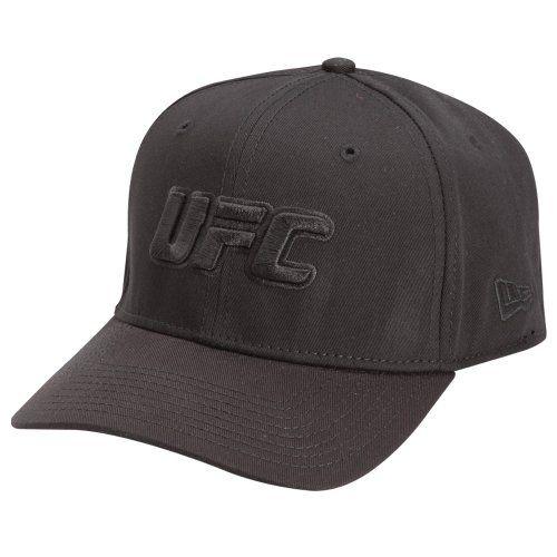b80d09fcc26 UFC Men s Rise Up Cap (Black Black