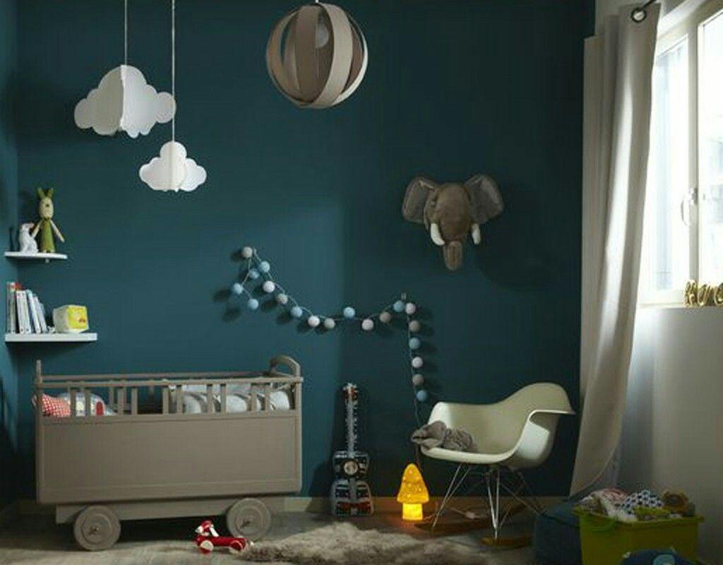 Bleu Canard Adopter Cette Couleur Dans Votre Deco Chambre