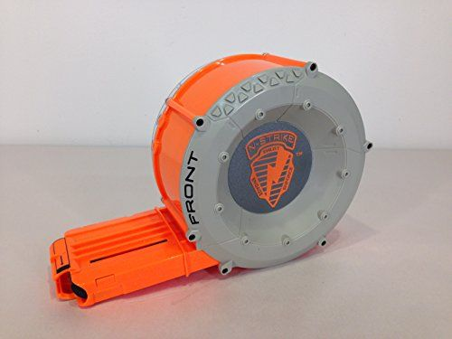 Amazon.com: Nerf 35-dart capacity Drum: Toys & Games