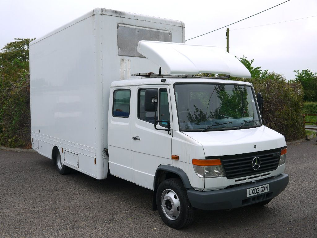 Used Mercedes Benz Vario Vans For Sale On Auto Trader