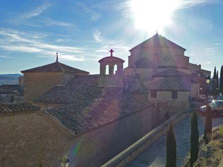 Convento de las Carmelitas Descalzas en Cuenca.