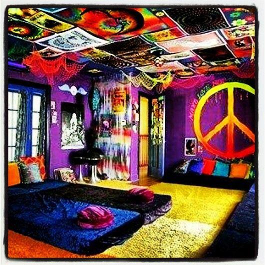 Hippy room   Hippy room, Hippie room decor, Hippie bedroom