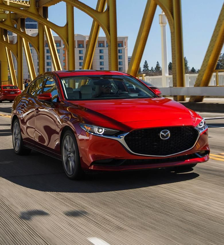 From designer to driver, the Mazda3 creates a formidable