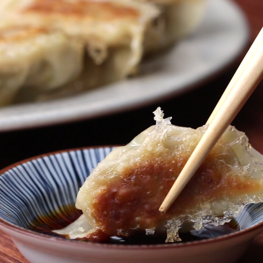 Gyoza dumplings with wings food pinterest foods recipes and tasty food and drink forumfinder Image collections
