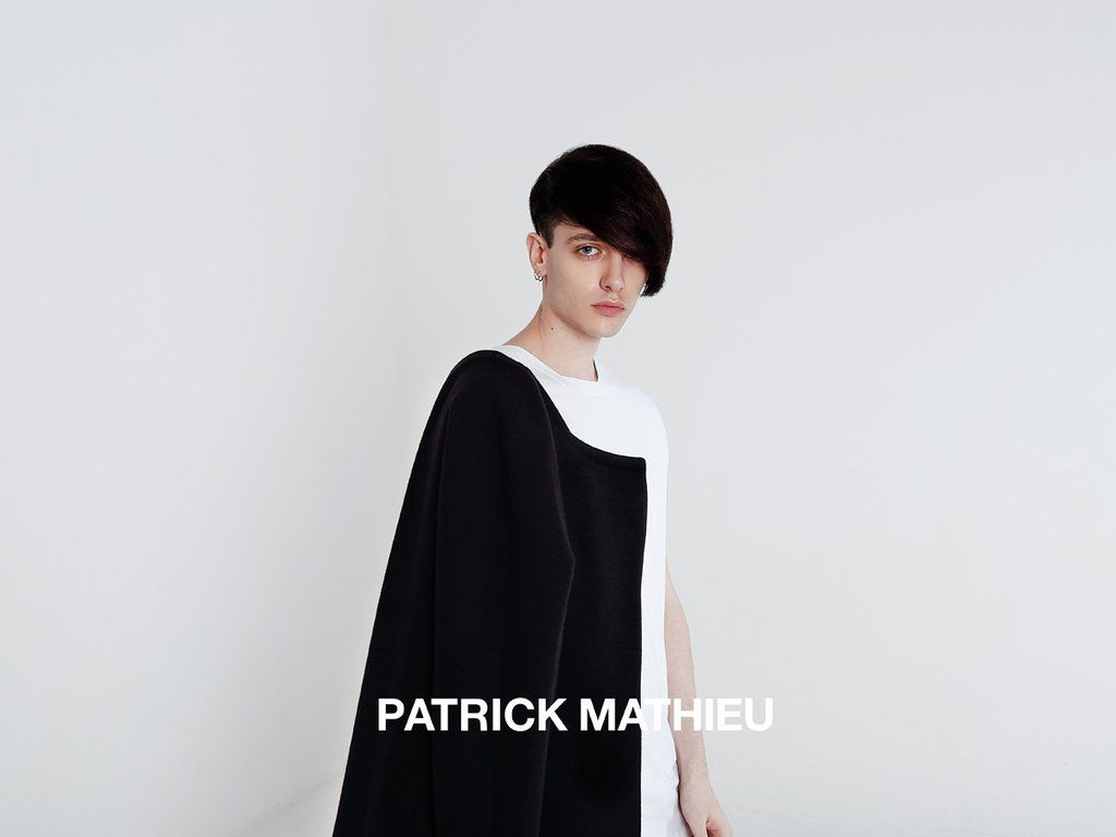 Emerging Italian label Patrick Mathieu has no gender, no season and is out with their latest work showcasing their clean aesthetics and minimal elegance.