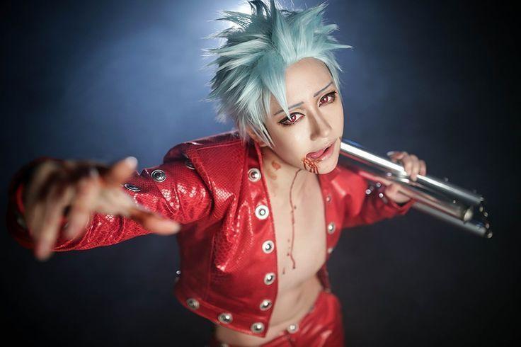 Ban - The Seven Deadly Sins | No taizai, Cosplay anime y ...