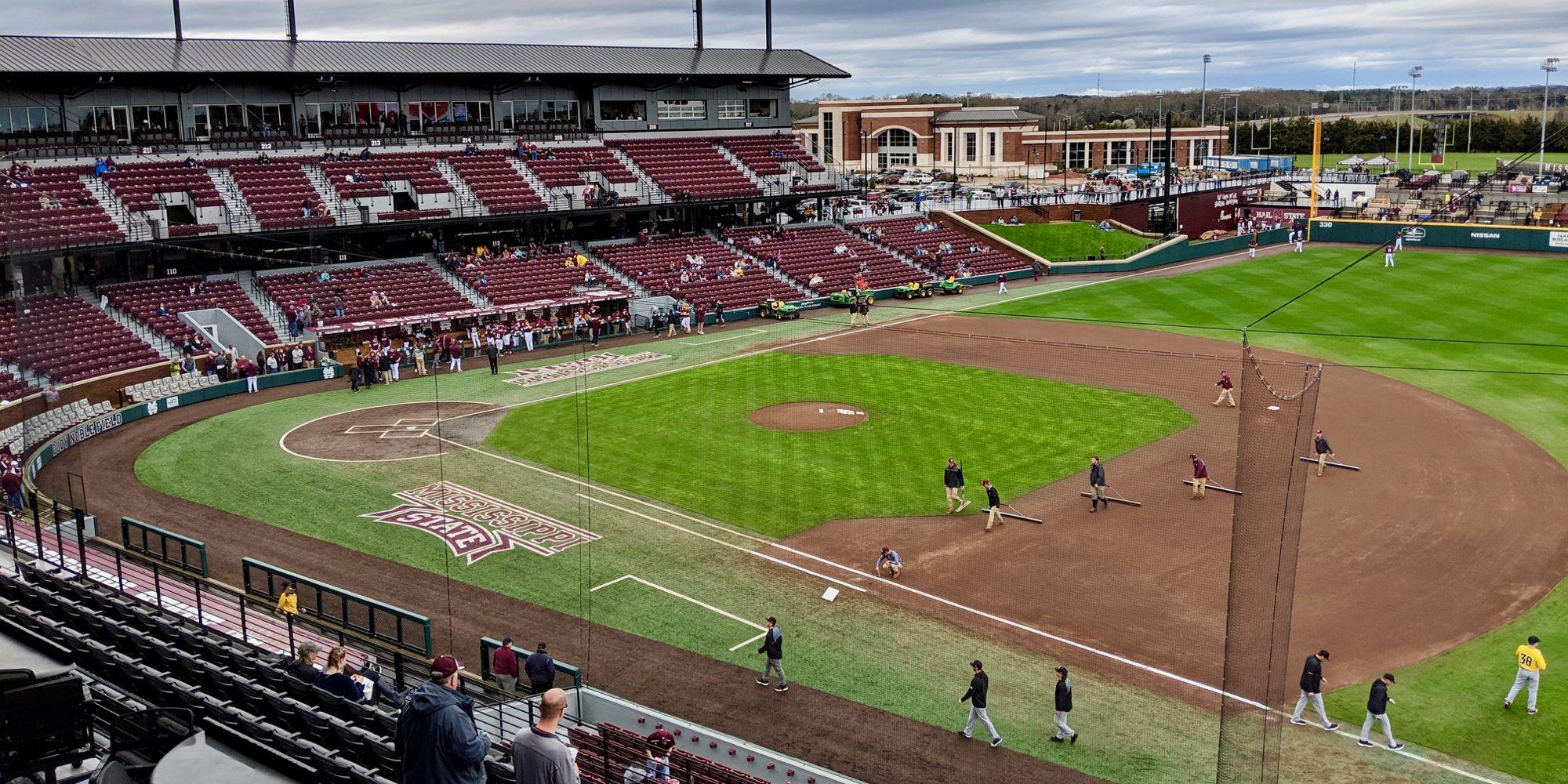New Dudy Noble Field Google Search Baseball Stadium Baseball Field Field