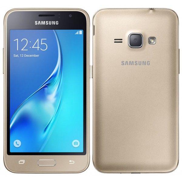 Telefono Movil Smartphone Samsung Galaxy J1 2016 Mini Dualsim 8gb Dorado Galaxia Telefonos Celulares Samsung Galaxy