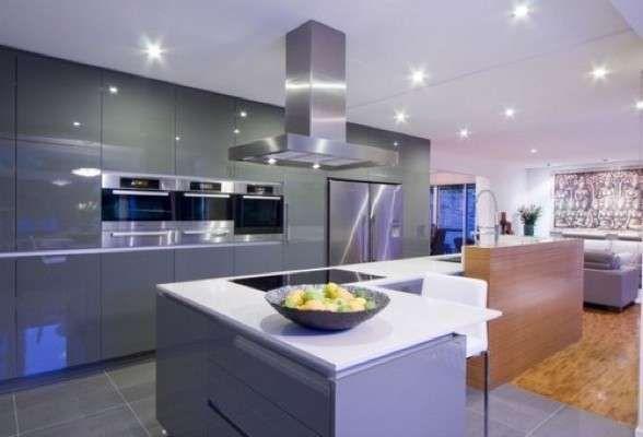 Cucine dal design contemporaneo   Home   Pinterest