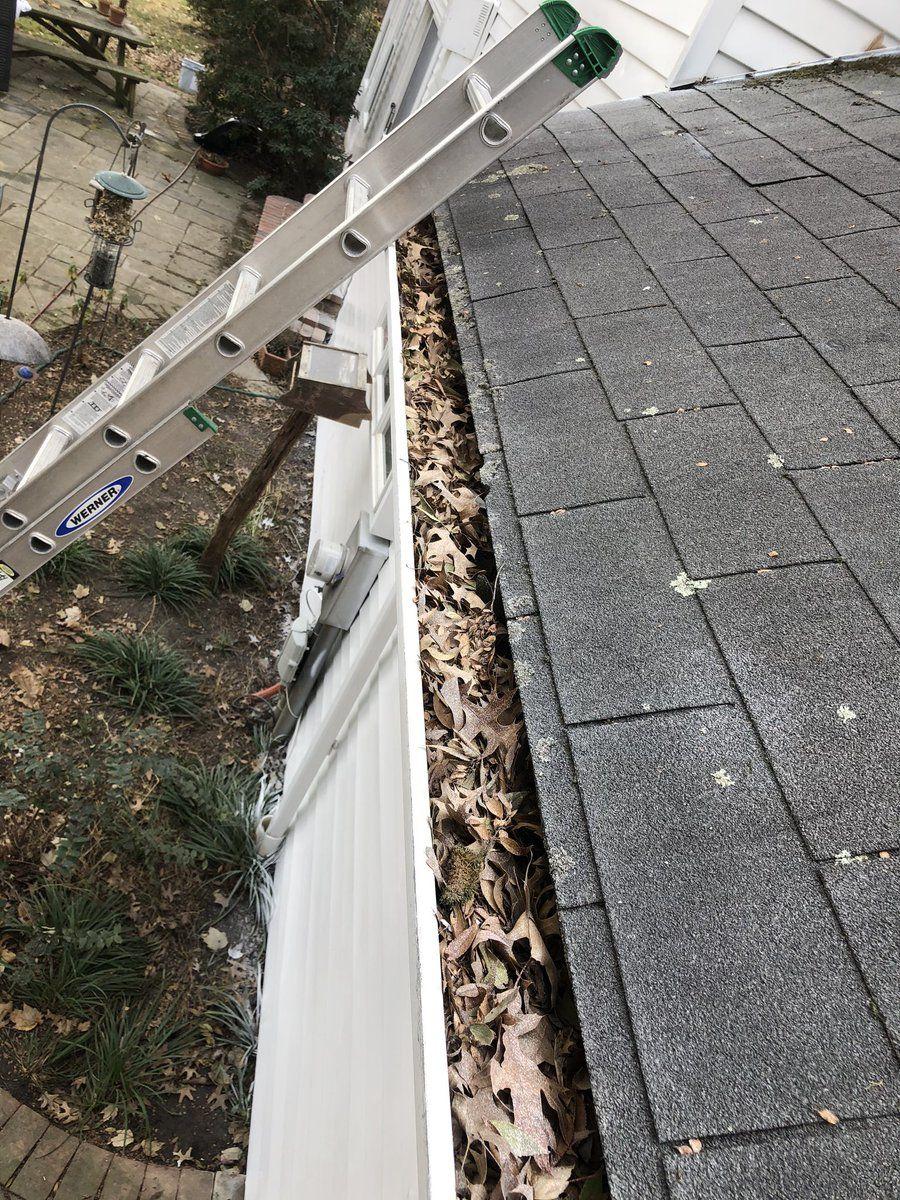 Allamericanhouseprollc On American Houses Installation Gutter